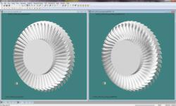 3D optimization, turbomachinery